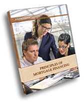 Salesperson-Principles of Mortgage Financing