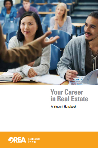 OREA Real Estate College Student Handbook