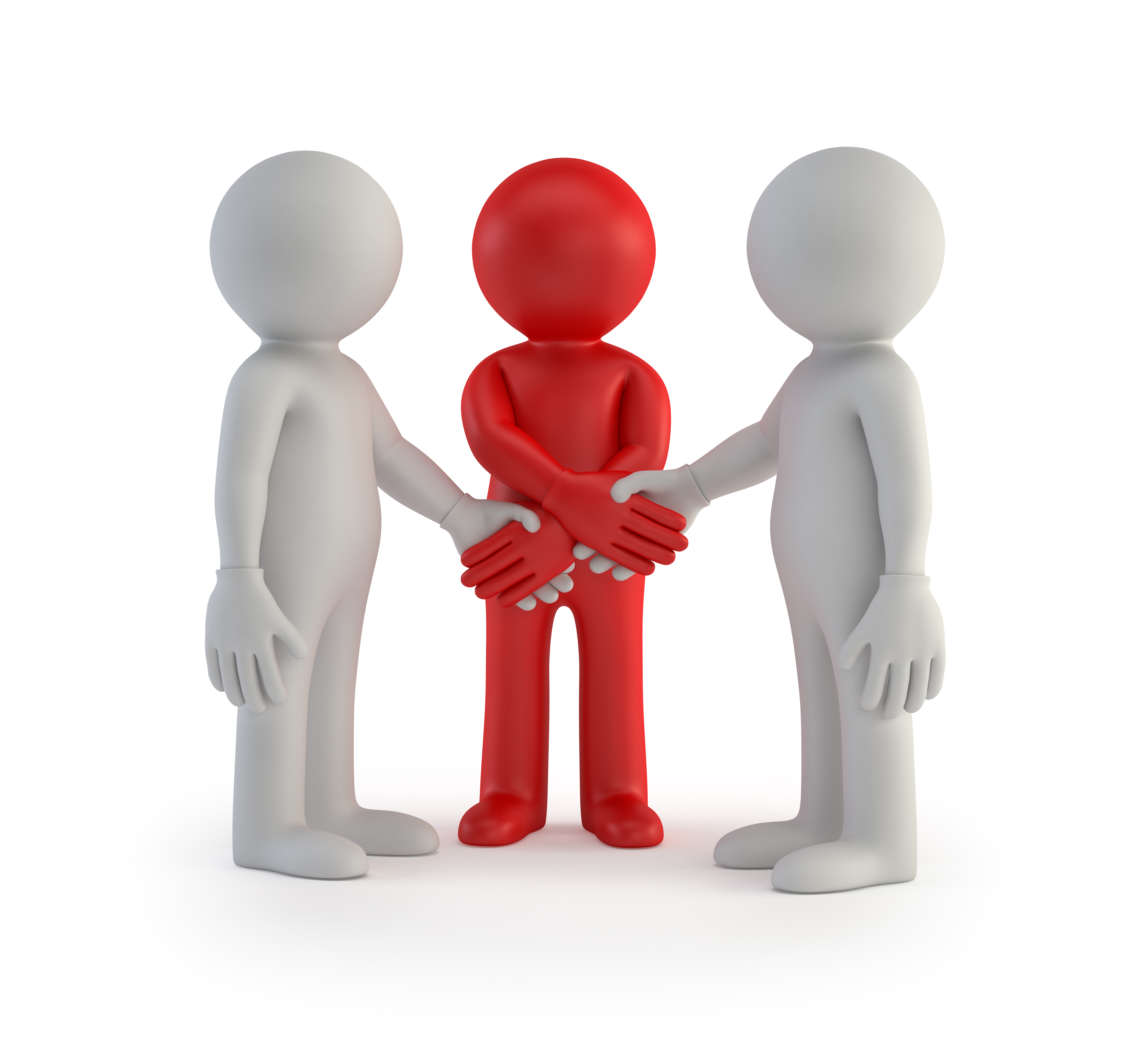 3d Small People Mediator
