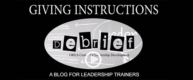OREA training video