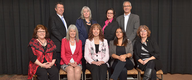 Foundation Board of Directors 2016
