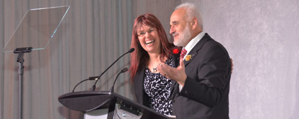Supporters of charities, shelters honoured