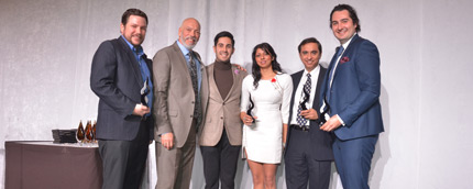 Awards recognize leadership in real estate