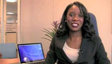 Michelle Morgan OREA Graduate video thumbnail